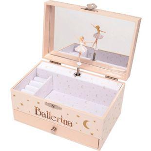 Trousselier SA Schmuck Spieldose Ballerina - Bild 1