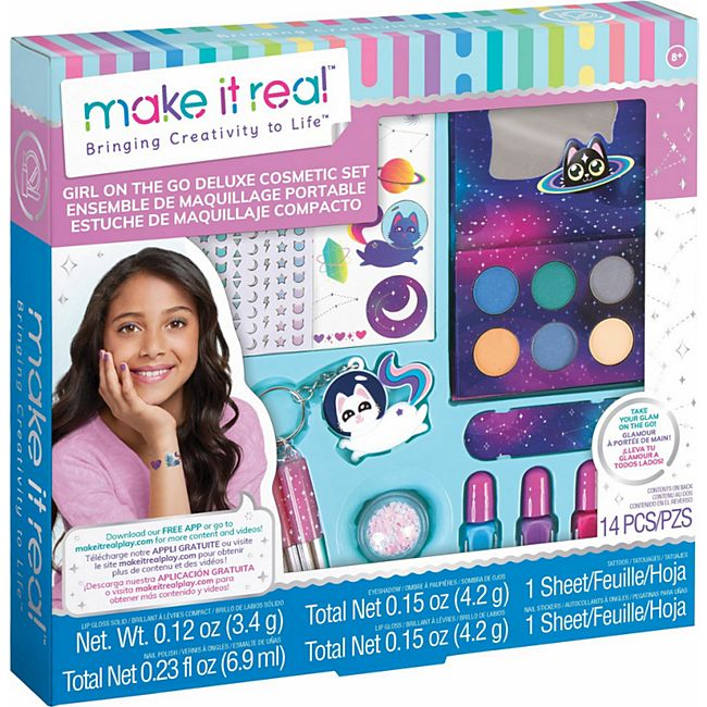 MAKE_IT_REAL Make it real Kosmetikset to go - Bild 1