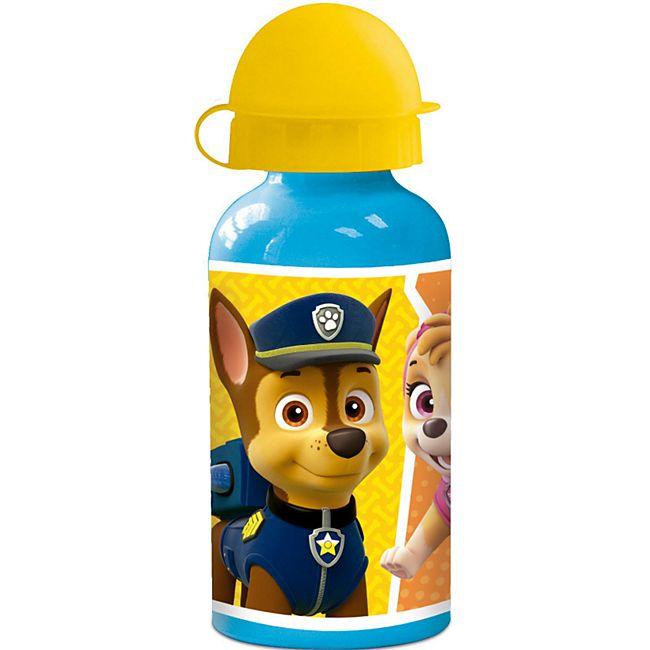 P:OS 25290 Paw Patrol Aluflasche, 400 ml - Bild 1