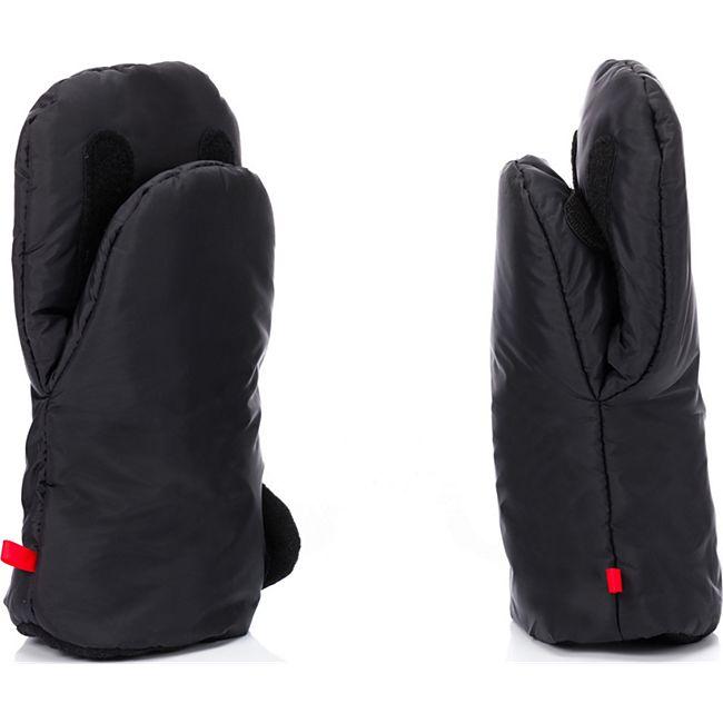 Fillikid Handwärmer Gloves schwarz - Bild 1