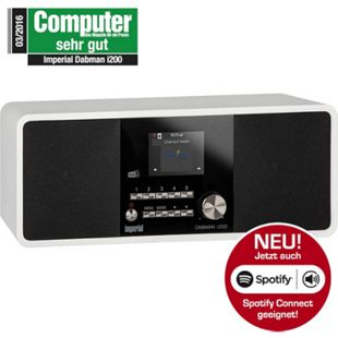 IMPERIAL DABMAN i200 DAB+/UKW/Internetradio, Spotify Connect - Bild 1