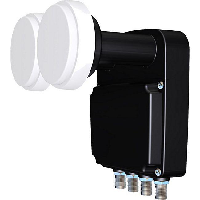 Inverto Monoblock LNB, schwarz (23mm LNB) für 80 cm Schüssel - Bild 1