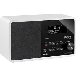 IMPERIAL DABMAN 100 RADIO BOB! Edition DAB+ Radio... weiß - Bild 1