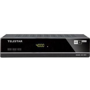 TELESTAR DIGIO 33i HD+ HDTV-Satellitenreceiver - Bild 1
