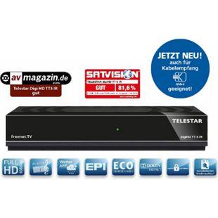 TELESTAR digiHD TT 5 IR DVB-T2 und DVB-C HDTV-Receiver - Bild 1