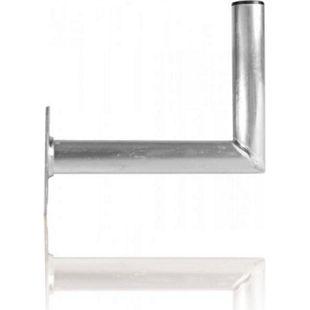 TELESTAR Alu-Wandhalterung WH4, silber (Alu-Wandhalter mit 35 cm Wandabstand) - Bild 1