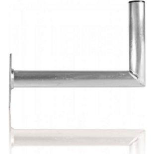 TELESTAR Alu-Wandhalterung WH5, silber (Alu-Wandhalter mit 45 cm Wandabstand) - Bild 1