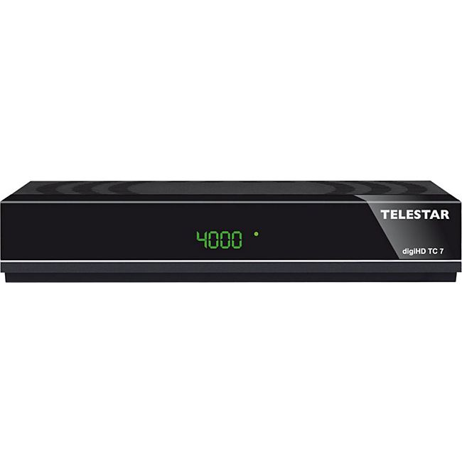 TELESTAR digiHD TC 7 HDTV DVB-C Receiver - Bild 1