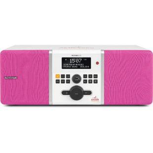 TechniSat DIGITRADIO 305 Schlagerparadies Edition... pink-weiß - Bild 1