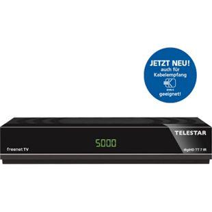 TELESTAR digiHD TT 7 IR DVB-T2HD inkl. freenet TV und DVB-C2 Receiver - Bild 1