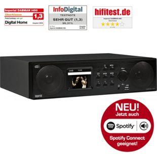 22-245-00 IMPERIAL DABMAN i450 Küchenunterbauradio, Internet- DAB+ & UKW-Radio, Spotify Connect schwarz - Bild 1