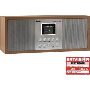 IMPERIAL DABMAN i30 Stereo DAB+ und Internetradio... Holzoptik Buche - Bild 1