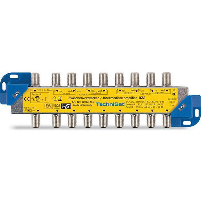 TechniSat Passiver Verteiler 9P2 Sat-Signalaufteilung - Bild 1