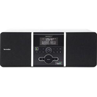 TechniSat DigitRadio 305 Klassik Edition DAB+/UKW Digital Radio... weiß - Bild 1