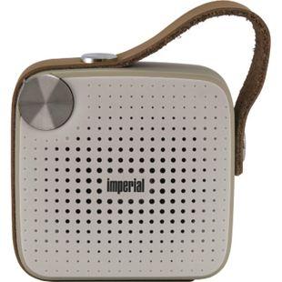 IMPERIAL BAS 4 mobiler 4W Bluetooth Lautsprecher - Bild 1