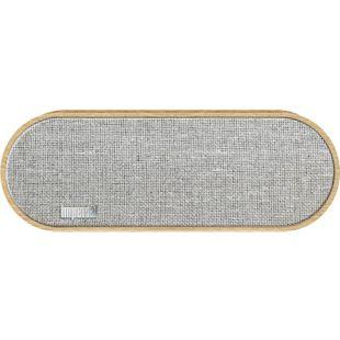 IMPERIAL BAS 5 mobiler 2x4W Bluetooth Lautsprecher im Echtholzgehäuse - Bild 1