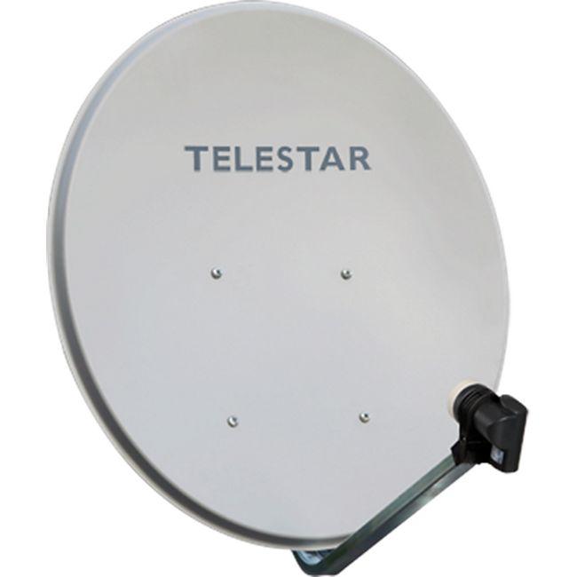 TELESTAR DIGIRAPID 80S Sat-Antenne mit Single LNB - Bild 1