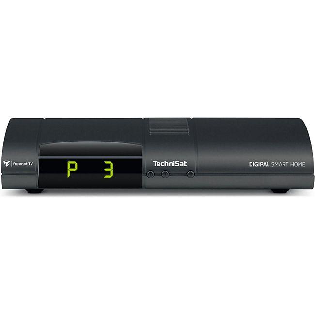 TechniSat DIGIPAL SMART HOME DVB-T2 HD-Receiver/Smart-Home-Zentraleinheit - Bild 1