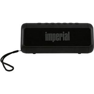 IMPERIAL BAS 6 Bluetooth Stereo-Lautsprecher mit Solarlade- und Powerbankfunktion - Bild 1