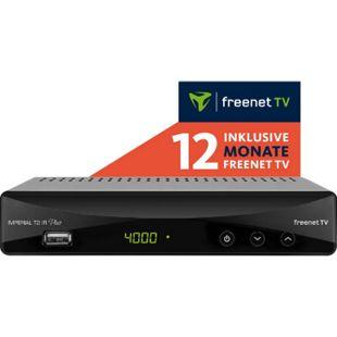 IMPERIAL T2 IR Plus DVB-T2 HD Receiver mit 12 Monate freenet TV und PVR Funktion - Bild 1