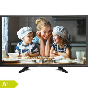 "DYON ENTER 24 PRO X 23,6"" (60cm) LED TV mit HD Triple Tuner (DVB-T2 H.265/HEVC, DVB-S2, DVB-C, USB, CI+, Hotel-Modus, Energieeffizienzklasse A+) - Bild 1"