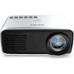 "Philips NeoPix Start Mini-Projektor / Beamer (HDMI, USB, MicroSD, bis zu 60"" - 150 cm) - Bild 1"