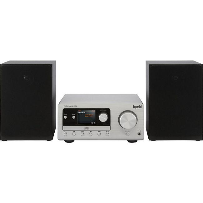 22-327-00 IMPERIAL DABMAN i300 CD  silber/schwarz - Bild 1