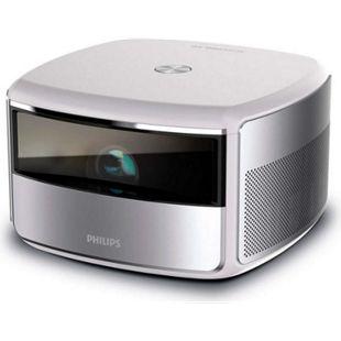 Philips Screeneo S6 Heimkino Projektor Beamer 4K Ultra HD Weitwinkel-Technologie Bluetooth - Bild 1