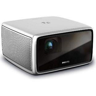"Philips Screeneo S4 Heimkino Projektor Beamer 160"" Full HD HDMI USB WLAN Bluetooth AirMote - Bild 1"