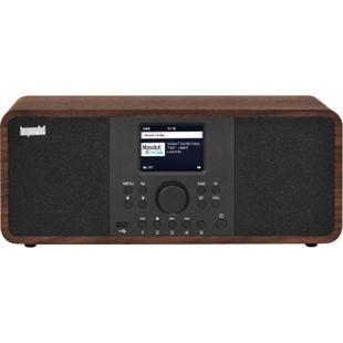 IMPERIAL DABMAN i205 (Stereolautsprecher, DAB+/DAB/UKW/Internetradio, Spotify Connect, USB, WLAN)... holzoptik - Bild 1