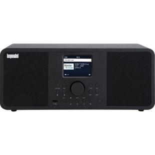 IMPERIAL DABMAN i205 (Stereolautsprecher, DAB+/DAB/UKW/Internetradio, Spotify Connect, USB, WLAN)... schwarz - Bild 1