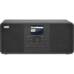 22-238-10 IMPERIAL DABMAN i205 CD (DAB+ Digitalradio, UKW Empfang mit CD Player, Internetradio) schwarz - Bild 1