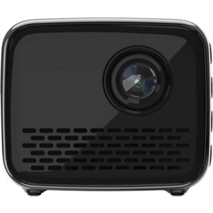 Philips PicoPix Nano (Beamer, Projektor, DLP, 1080p, Full HD, OSRAM-LED, HDMI, MicroSD, Bildschirmspiegelung) - Bild 1