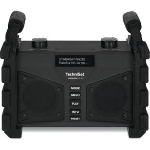 TechniSat DIGITRADIO 230 OD DAB+ Digitalradio (leistungsstarker Akku, USB, DAB+, AUX, Bluetooth, UKW, FM) - Bild 1