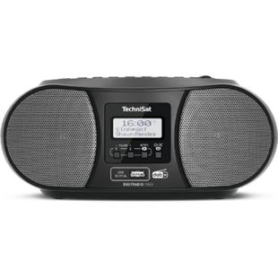 0000/3952 TechniSat DIGITRADIO 1990 Stereo Retro Digitalradio (UKW, DAB+, CD-Player, Bluetooth, USB, AUX) - Bild 1