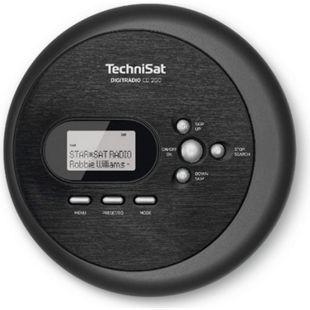 0000/3942 TechniSat DIGITRADIO CD 2GO Discman (CD-Player, DAB+, UKW, MP3 mit Resume-Funktion, Kopfhöreranschluss, Equalizer) - Bild 1