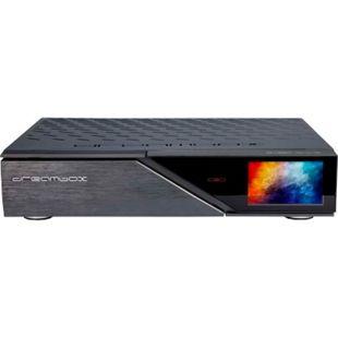Dreambox DM920 UHD 4K 1x DVB-S2 Dual Tuner E2 Linux PVR Receiver (UHD, 4K, HDMI- In, HDMI -Out, Plug&Play-Tuner,  für digitalen SAT-, Kabel- oder Antennenempfang,  LCD Display) - Bild 1