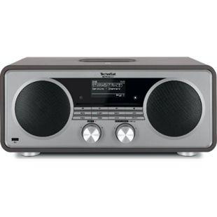 TechniSat DIGITRADIO 601 Stereo Internet- und DAB+ Radio (UKW, Subwoofer, USB, Bluetooth, AUX, WLAN, Wireless Charging, Alexa Sprachsteuerung) - Bild 1