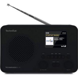 0000/3961 Technisat TECHNIRADIO 6 IR Internetradio (DAB+ Digitalradio, UKW Radio, Uhr- und Datumsanzeige, TFT-Farbdisplay, WLAN, Bluetooth-Audiostreaming) - Bild 1