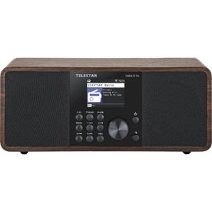 TELESTAR DIRA S 24i Digitalradio (DAB+/UKW, Internetradio, Soundprozessor (DSP), USB Musikplayer, Bluetooth, TFT LCD Farbdisplay) - Bild 1