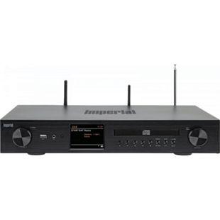 IMPERIAL DABMAN i550 CD HiFi Receiver (mit Verstärker und CD Player, Bluetooth & UPnP/DLNA, USB, MP3, WMA, WLAN integriert, Musik-Streamingdiensten) - Bild 1