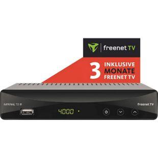 IMPERIAL T2 IR DVB-T2 Receiver inkl. freenet TV - Bild 1