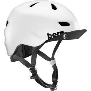 Bern Brentwood Fahrradhelm... Weiß, S - Bild 1
