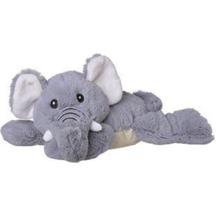 großes WELLIEBELLIES Wärmekuscheltier mit aromatischem Duft - Kälte-kuscheltier... Elefant - Bild 1