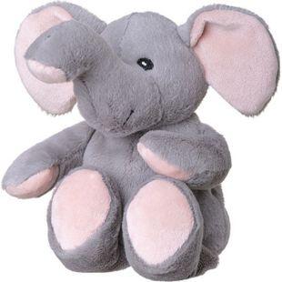 kleines WELLIEBELLIES Wärmekuscheltier mit aromatischem Duft - Kältekuscheltier... Elefant - Bild 1