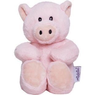 kleines WELLIEBELLIES Wärmekuscheltier mit aromatischem Duft - Kältekuscheltier... Schwein - Bild 1
