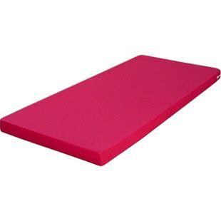 Kindermatratze Kids pink 90*200 cm H 10 cm RG 25 Bezug 100% Baumwolle, abnehmbar (Reißverschluss) - Bild 1