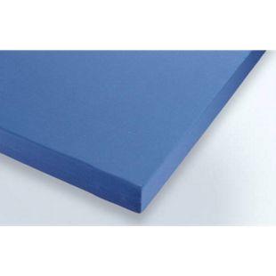 Kinder- und Jugendmatratze Classic blau 140*200 cm H 12 cm RG 35 Bezug 100% Baumwolle - Bild 1