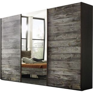 Schwebetürenschrank Mats 2 Sunwood 3 Türen B 300 cm - Bild 1