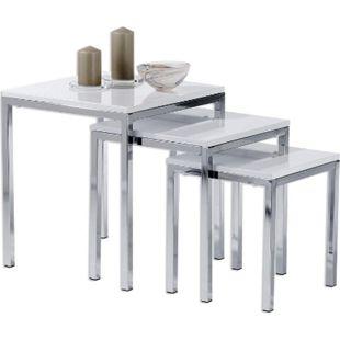 IDIMEX Tischset Dreisatztische LUNA - Bild 1